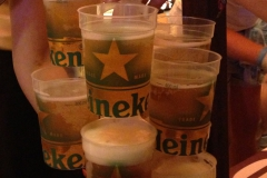 Heineken Stack-Cup