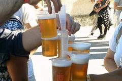 Spillatura e impilatura birre